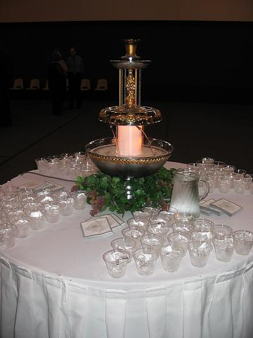 D Amp J Catering Fountains